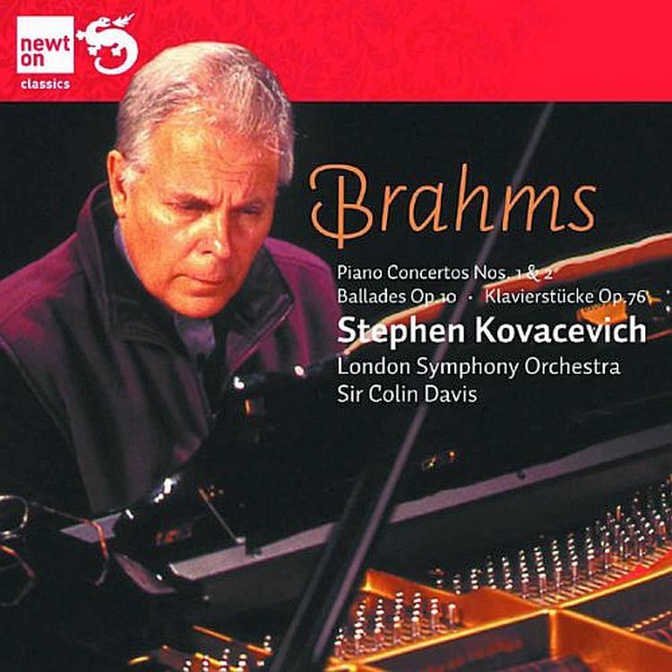 Piano Concertos 1 and 2 / Ballades Op.10 / Scherzo Op.4 / Klavierstucke Op.76