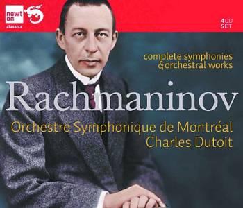 Complete Symphonies, Symphonic Dances, The Bells, Isle of the Dead etc. image