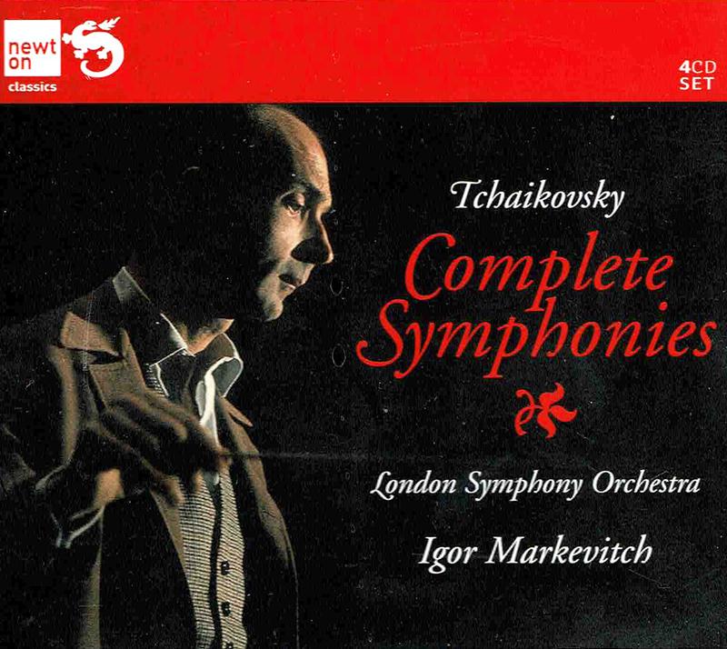 Complete Symphonies image