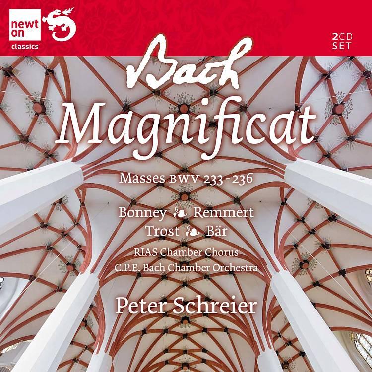 Magnificat and Masses BWV233-6