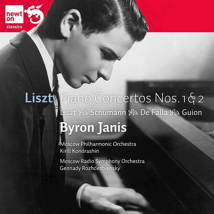 Piano Concertos Nos. 1 and 2, Solo Piano Pieces image