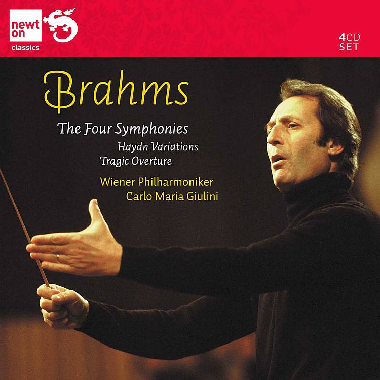 The Complete Symphonies, Tragic Overture, Haydn Variations image