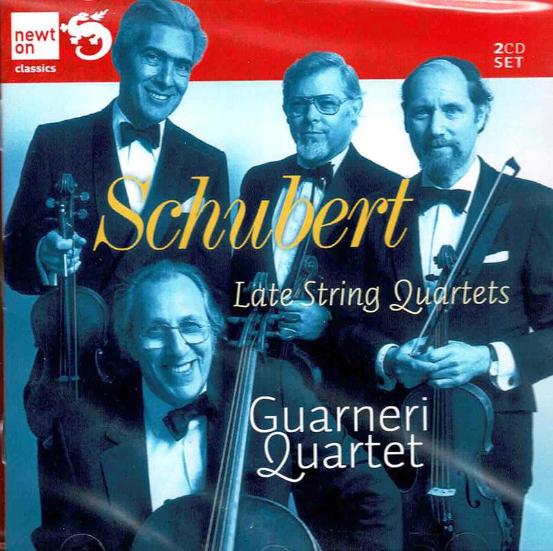 Late String Quartets