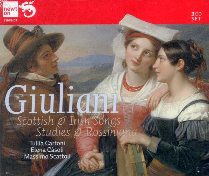 Six Scottish National Arias, Six Irish National Arias, Etudes, Rossiniana image