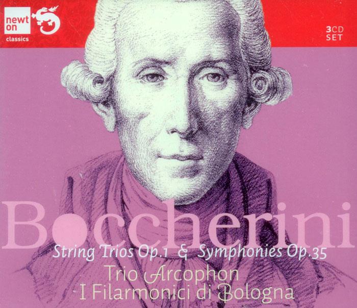 Six Trios Op.1, Six Sinfonias Op.35 image