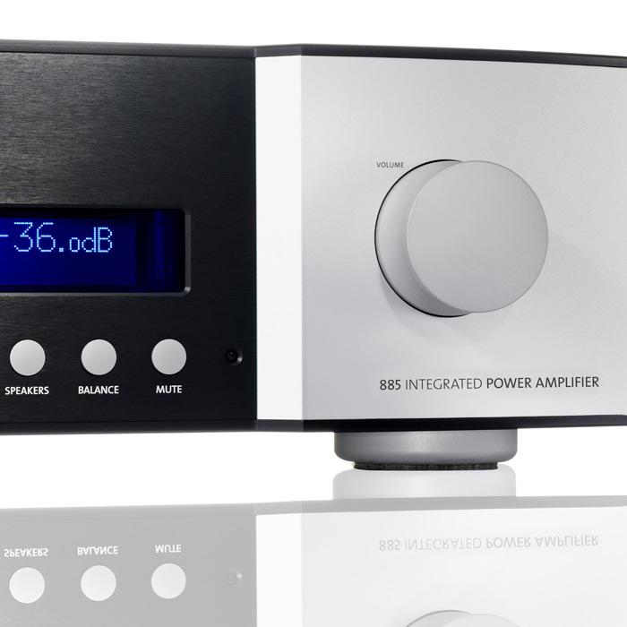 Wzmacniacz Lindemann '885 Integrated Power Amplifier' image