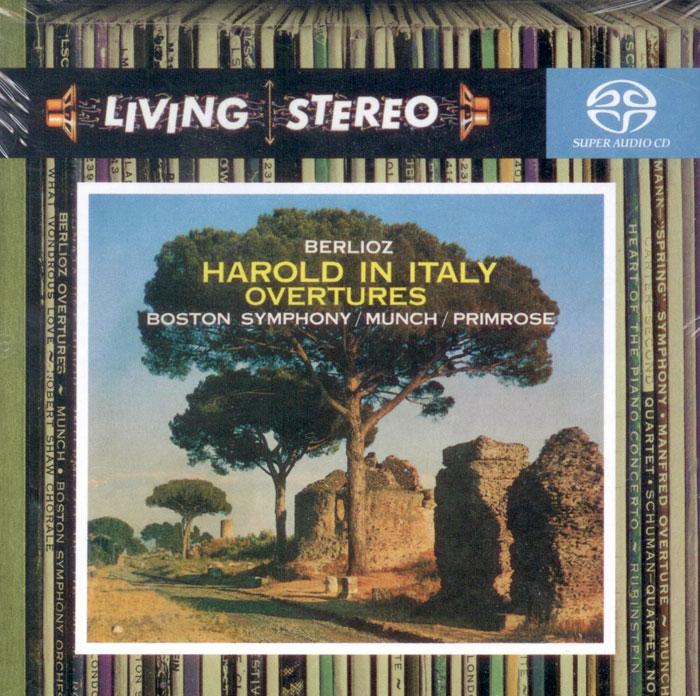 Harold in Italy / Overtures: Beatrice et Benedict / Le Corsair / Roman Carnival