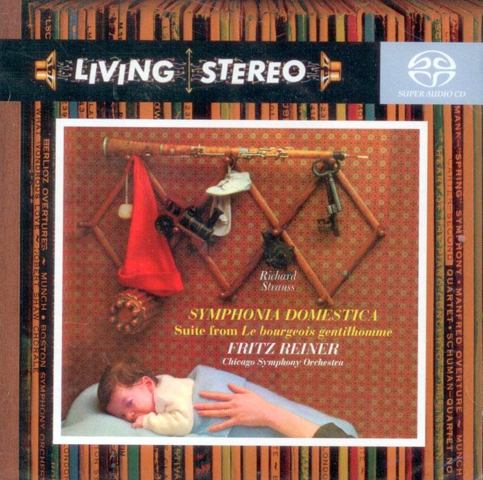 Symphonia Domestica / Le bourgeois gentilhomme image