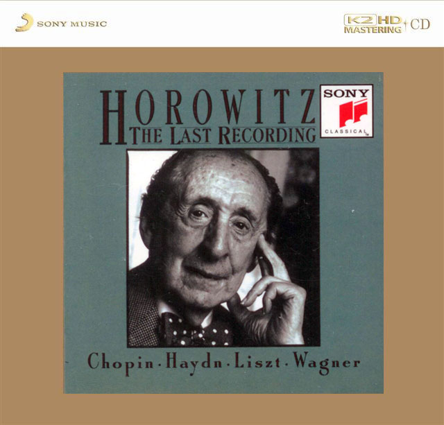 Vladimir Horowitz: The Last Recording