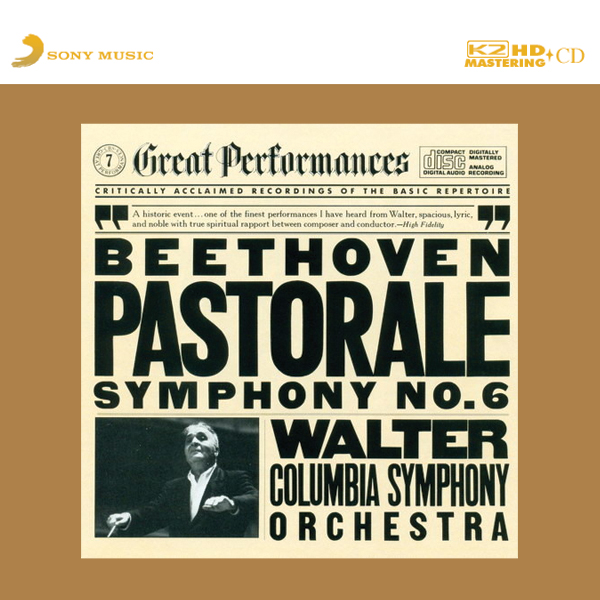 Symphony No. 6 'Pastorale'