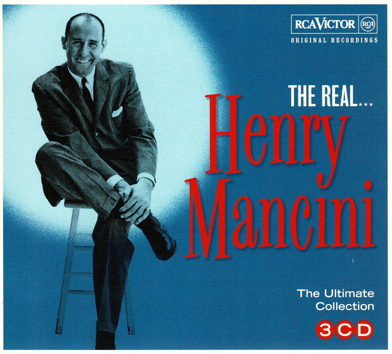 The Real...Henry Mancini image
