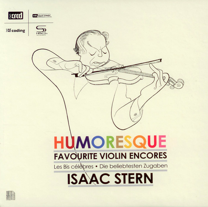Humoresque: Favorite Violin Encores