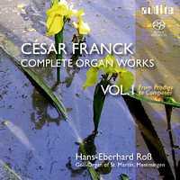 Complete Organ Works Vol. I - dwie hybrydowe plyty SACD