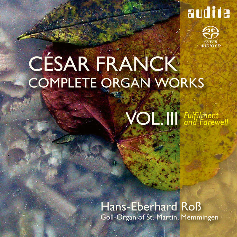 Complete Organ Works Vol. III