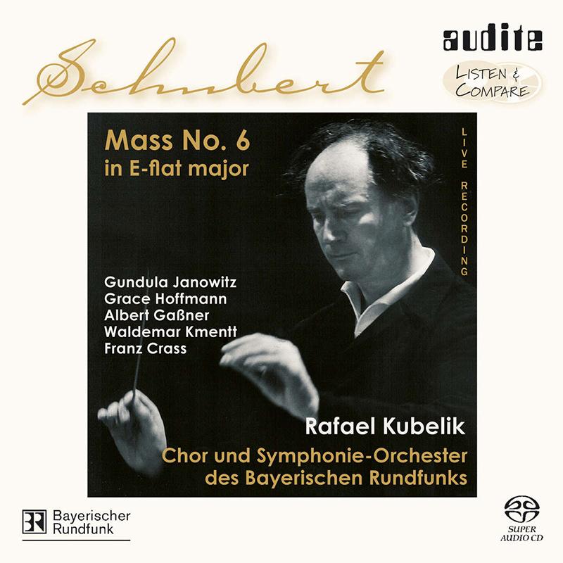Mass No. 6 in E-flat major, D 950