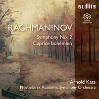 Symphony No. 2 & Caprice bohemien SACD MULTI HYBR