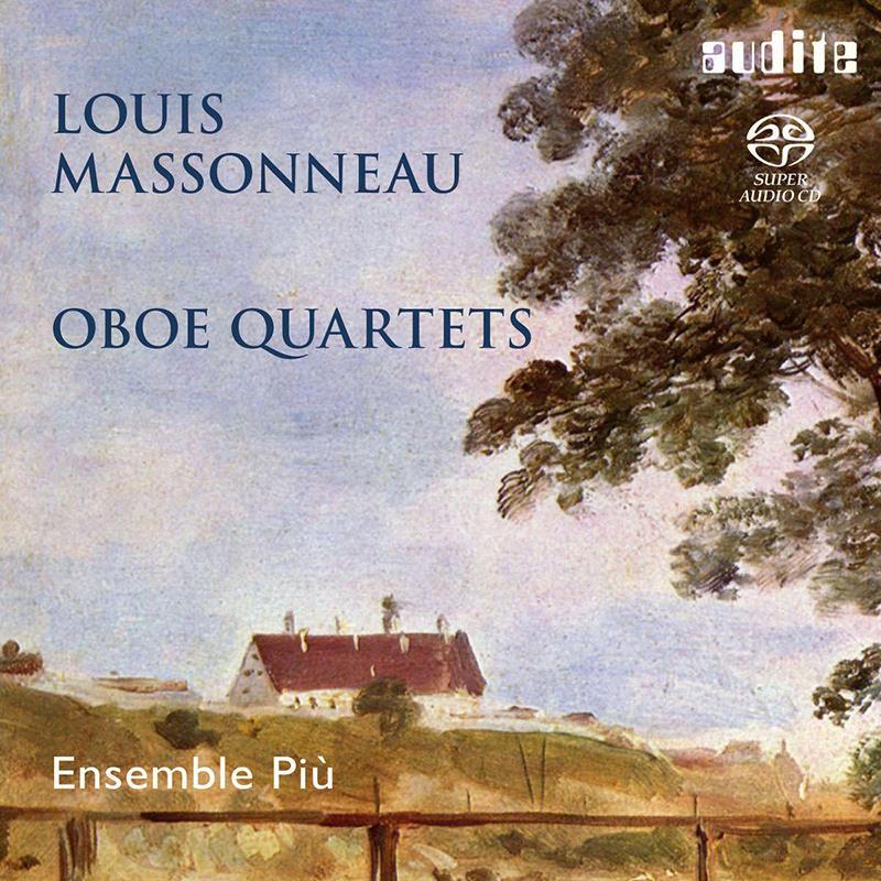 Oboe Quartets image