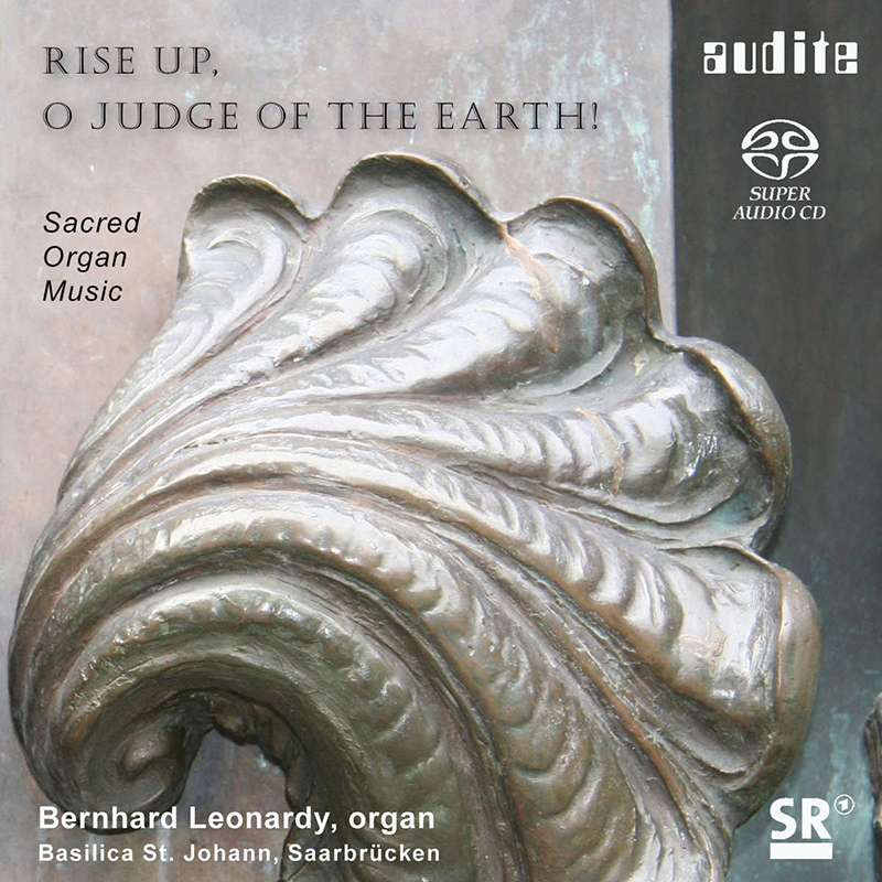 Rise up, o Judge of the Earth - Sacred Organ Music