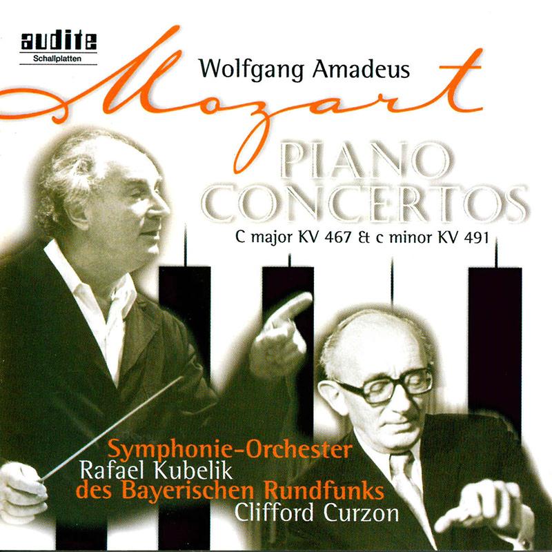 Piano Concertos No. 21 & No. 24