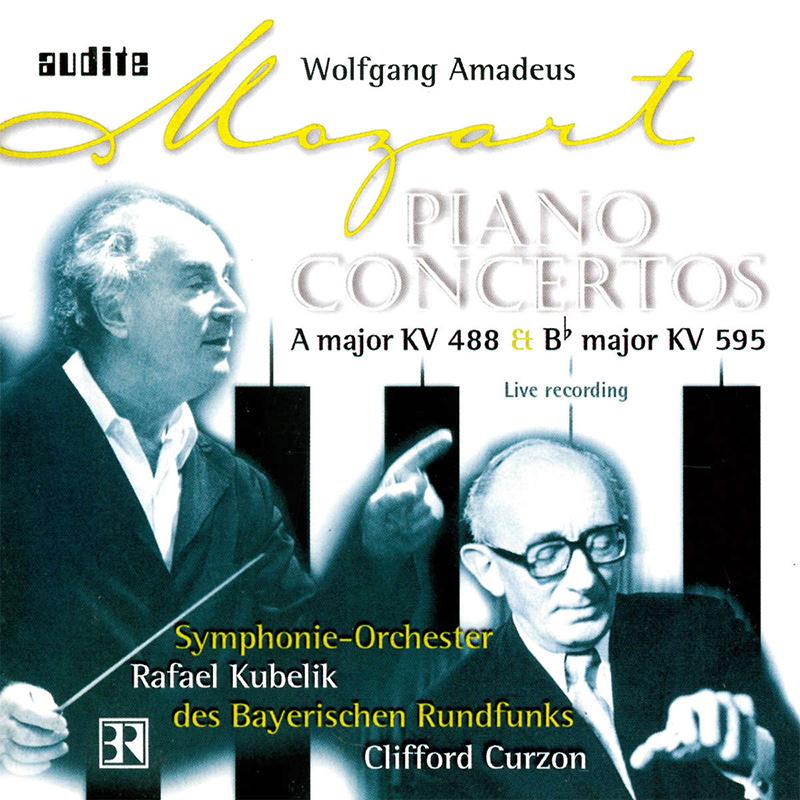 Piano Concertos No. 23 & No. 27