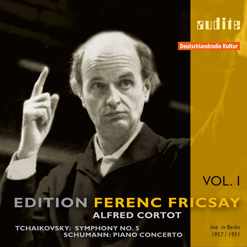 Symphony No. 5 in E minor, Op. 64 / Concerto for Piano and Orchestra in A minor, Op. 54