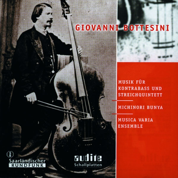 Music for Double-Bass and String Quintet