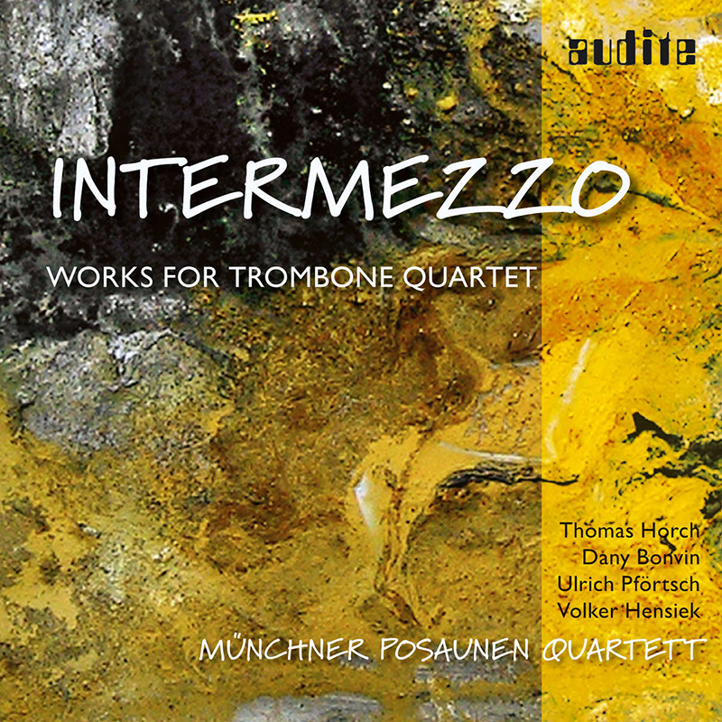 Intermezzo - Works for Trombone Quartet