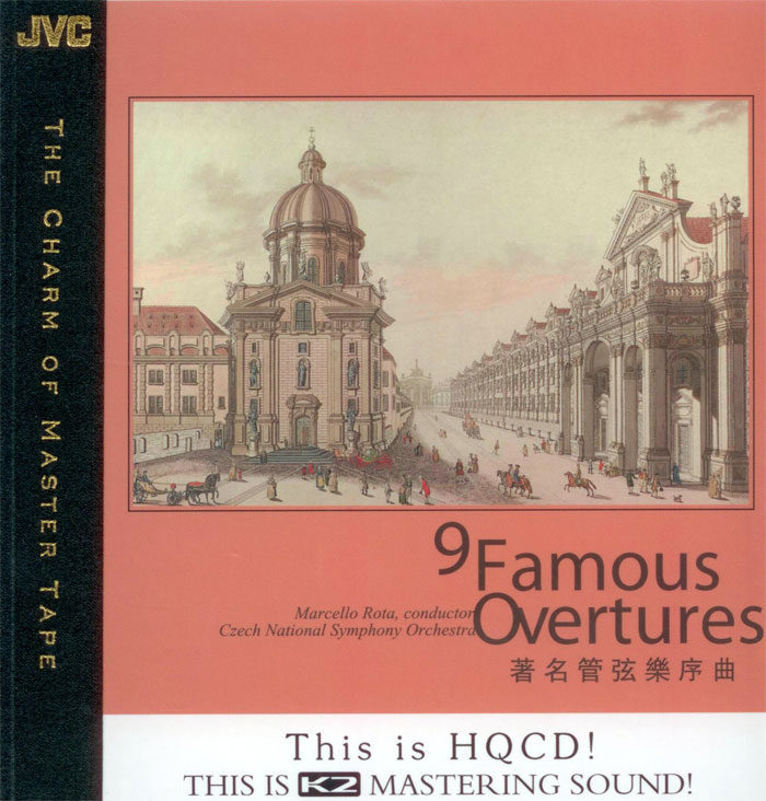 9 Famous Overtures