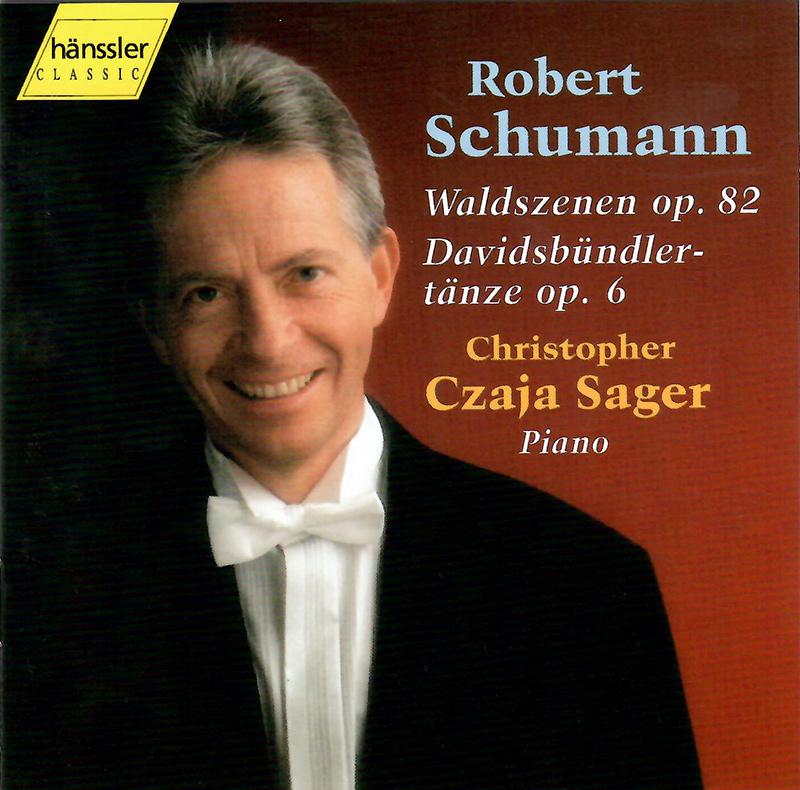 Waldszenen, Op. 82 / Davidsbundlertanze, Op. 6