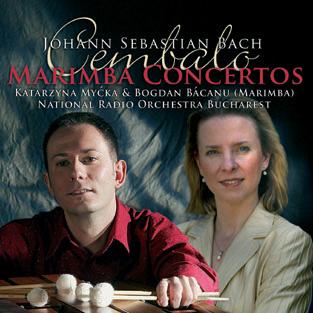Marimba Concertos -  image