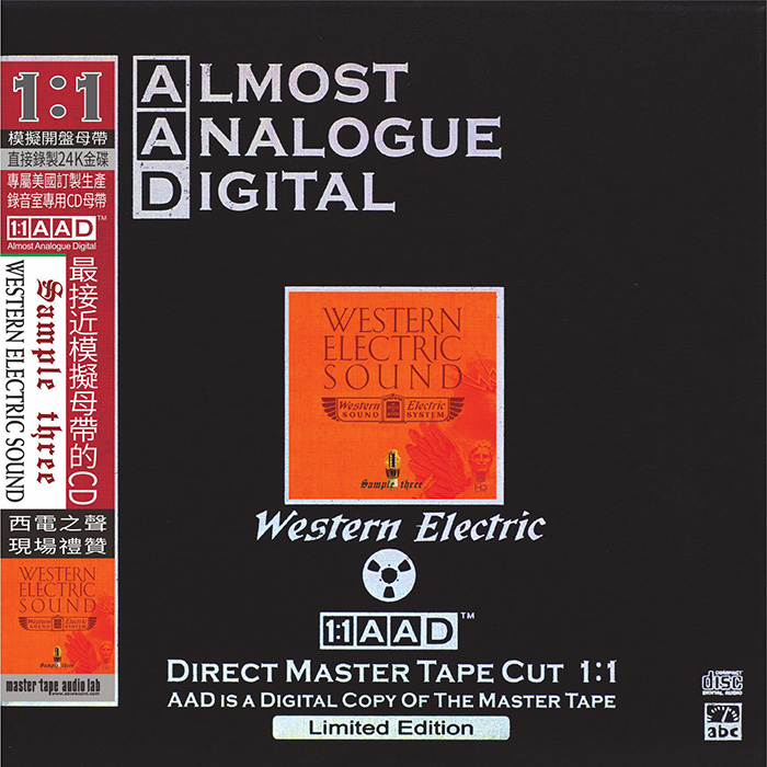Western Electric Sound - Sample Three