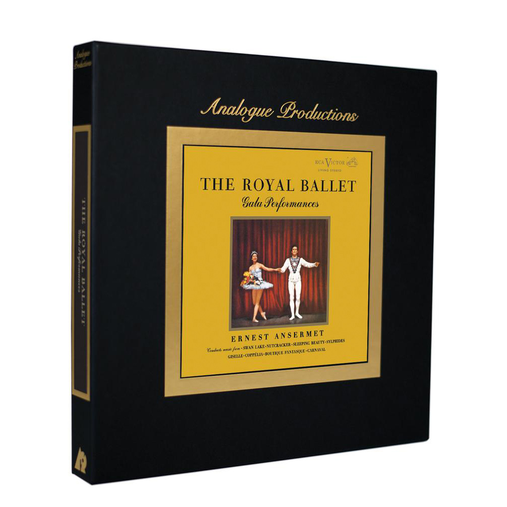 The Royal Ballet Gala Performances