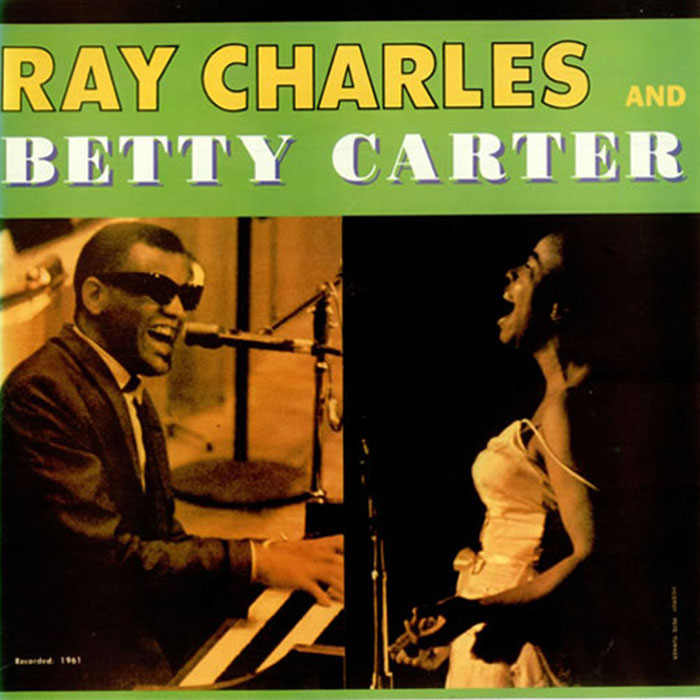 Ray Charles & Betty Carter image