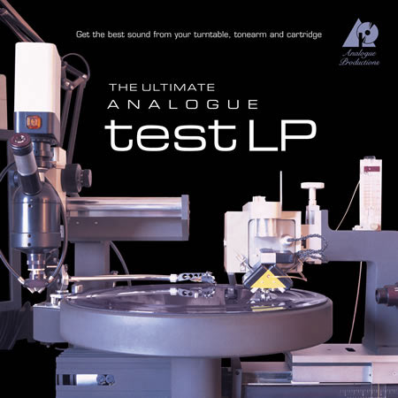 The Ultimate Analogue Test LP