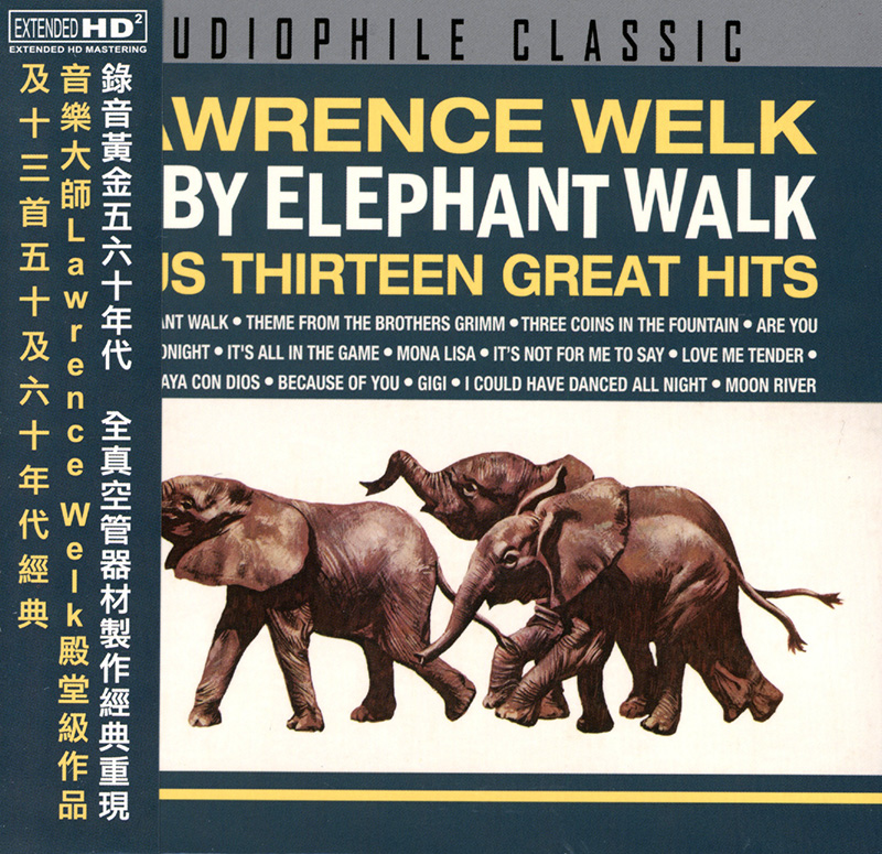 Baby Elephant Walk Plus Thirteen Great HIts