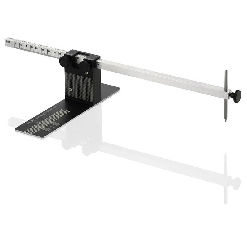 Cartridge Alignment Gauge - uniwersalny przyrząd do ustawiania geometrii wkładki i ramienia