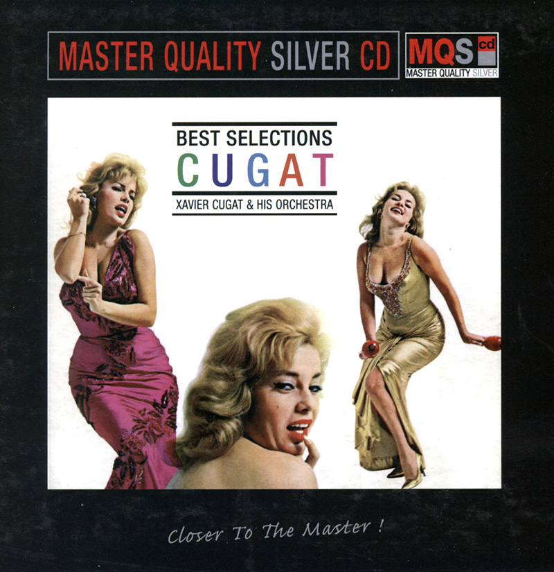 Cugat Best Selections [2017 HD Remaster]