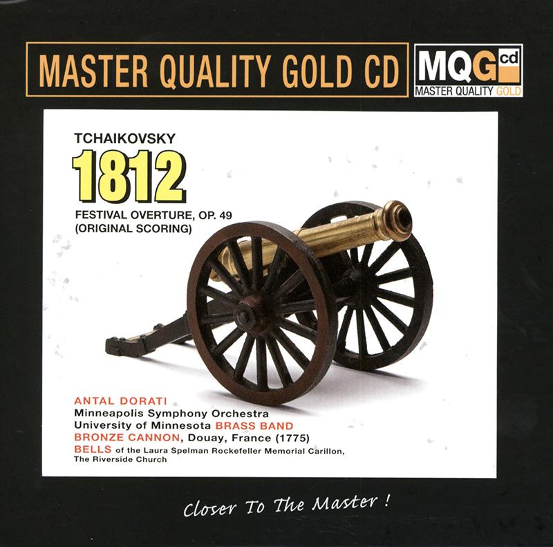 1812 Overture [2018 Reemaster] / Capriccio Italien / Polovetsian Dances