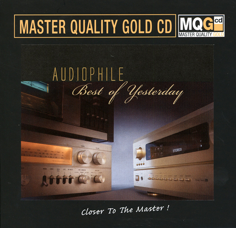 Audiophile Best of Yesterday v. 1