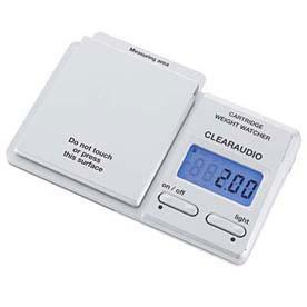 Elektroniczna waga do pomiaru nacisku igły na płyte