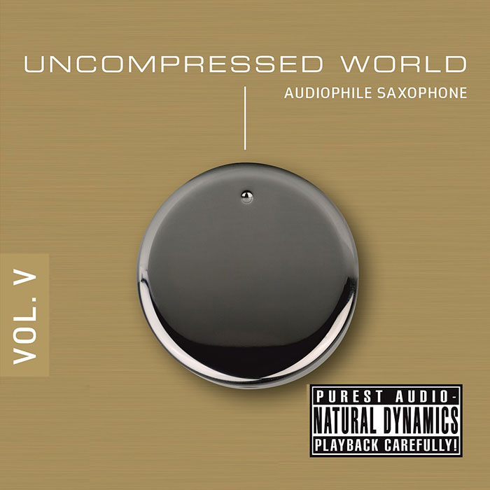 Audiophile Saxophone - v.5