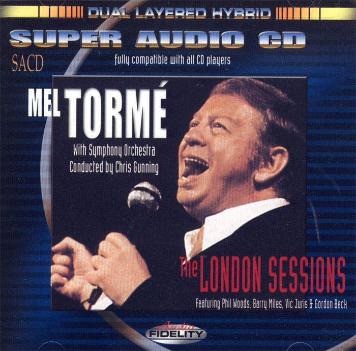 Mel Torme with Symphony Orchestra - The London Session