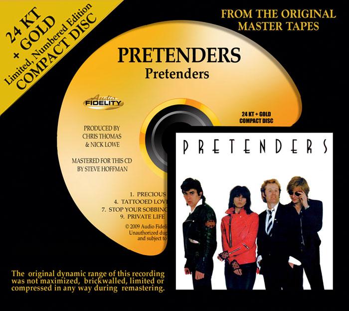 The Pretenders image