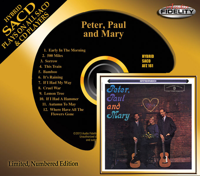 Peter, Paul And Mary image