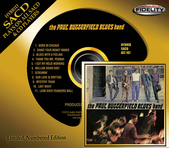 The Paul Butterfield Blues Band image