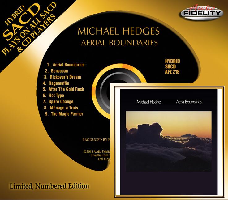 Aerial Boundaries
