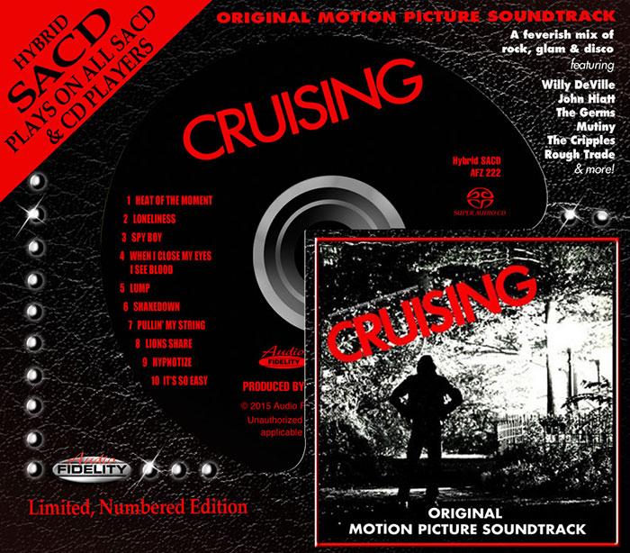 Cruising - OST image