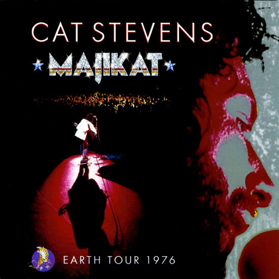 Majikat - Earth Tour 1976