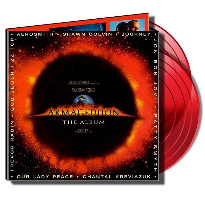 Armageddon - The Album image