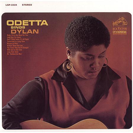 Odetta Sings Dylan image